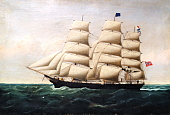 Argonaut, Norwegian emigrant ship