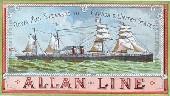 Allan Line steamship Parisian