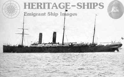 Servia Cunard Line