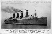 Mauretania, Cunard Line