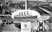 S/S Aquitania, Cunard Line