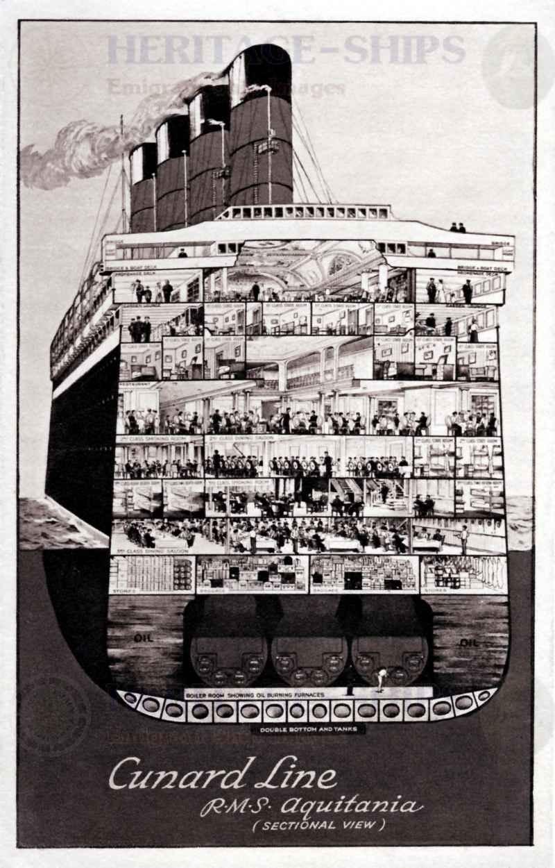 S/S Aquitania