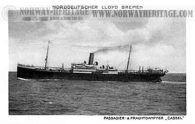Cassel Norddeutscher Lloyd