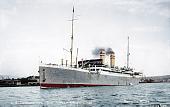S.S. Bergensfjord, Norwegian America Line ship