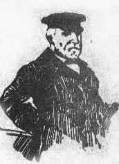 Capt. Knudsen of the Thingvalla Line steamship Danmark