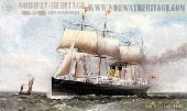 Britannic (1), White Star Line