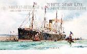 S/S Cymric, White Star Line