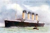 S/S Olympic, White Star Line