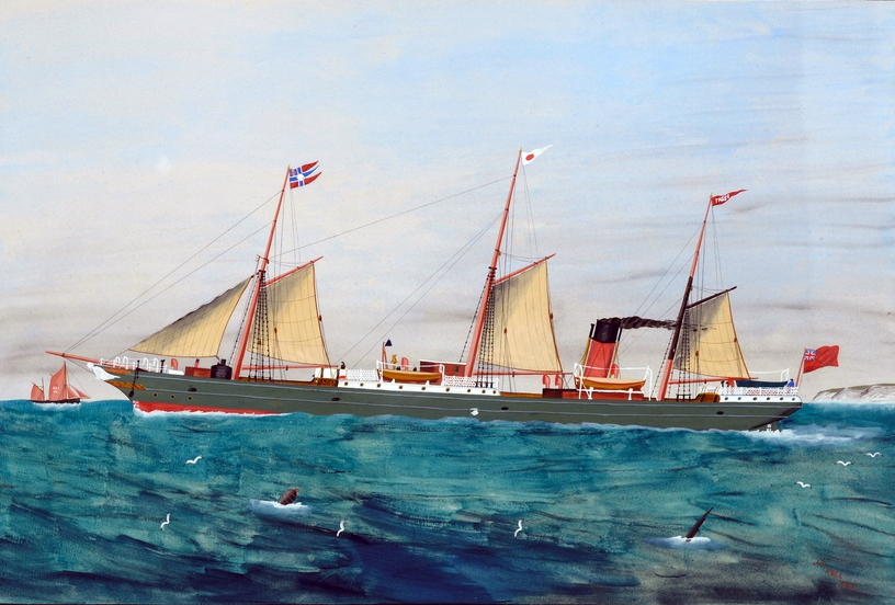 The steamship Tasso