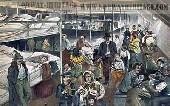 Steerage, NDL steamship