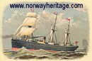 emigrant ship